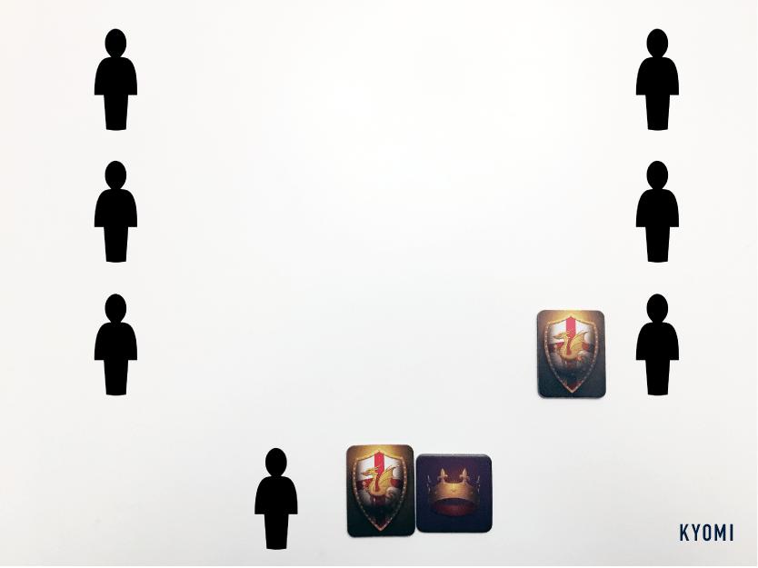 レジスタンス:アヴァロン-写真-メンバー選出