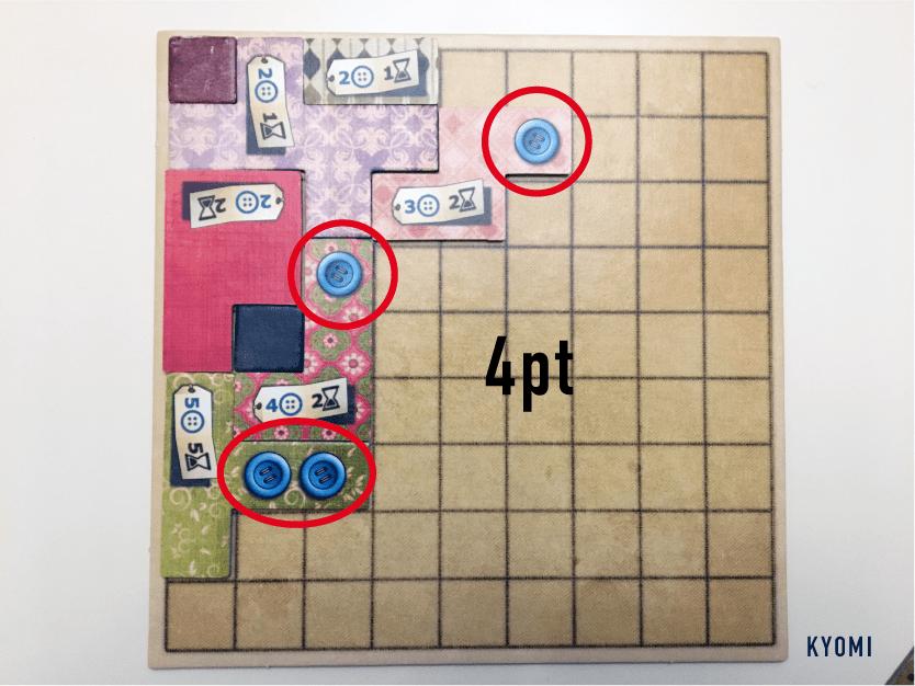 パッチワーク-写真-決算チップ