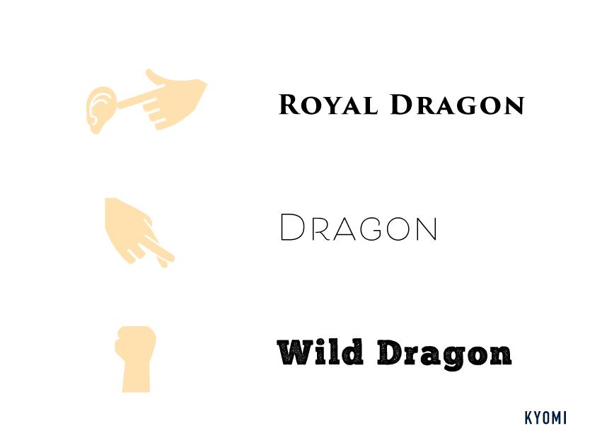 ダンシングドラゴン-写真-サイン