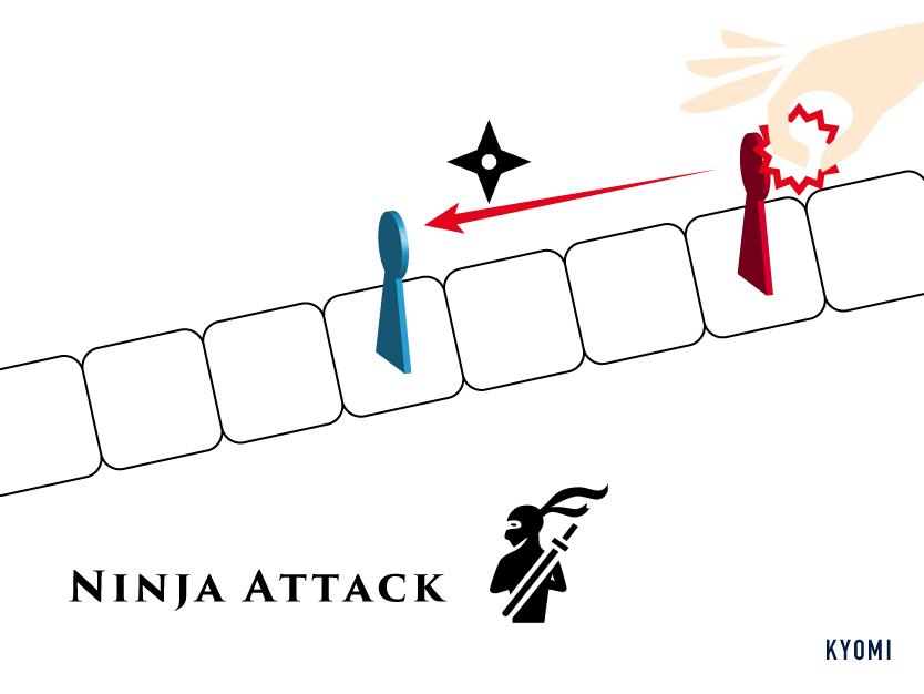 キャンディランド-バリエーション-忍者アタック