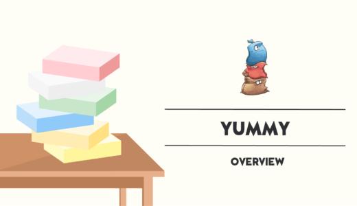 ゆかいなふくろ/Yummy 超おすすめゲーム紹介