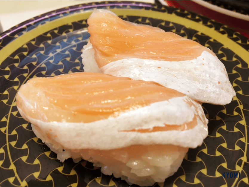 はま寿司-写真-大トロサーモン