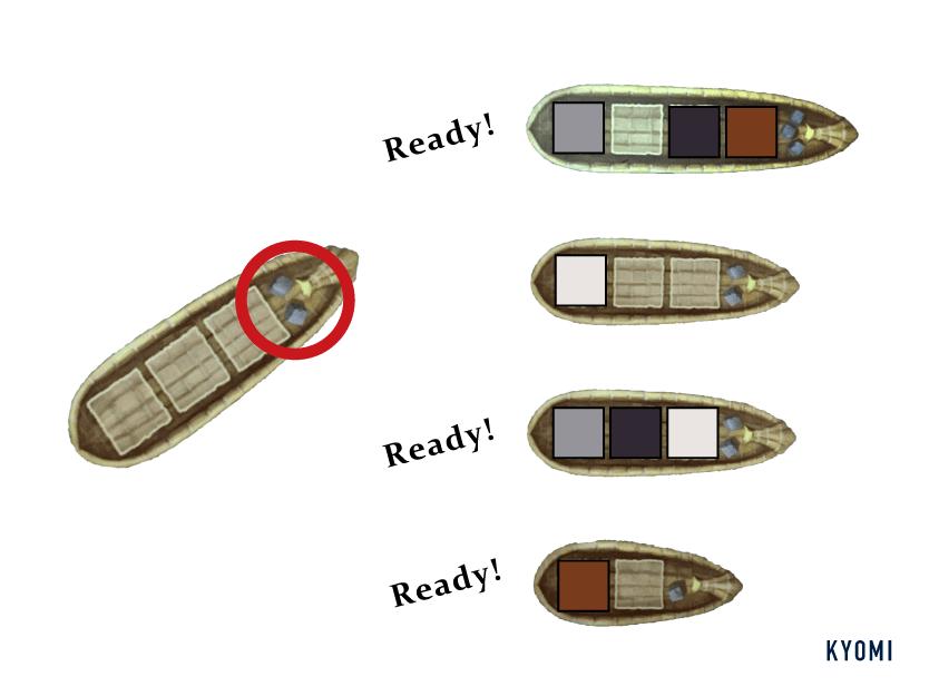 イムホテップ-写真-出航