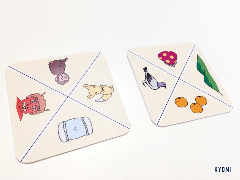 もんじろう-写真-絵のカード