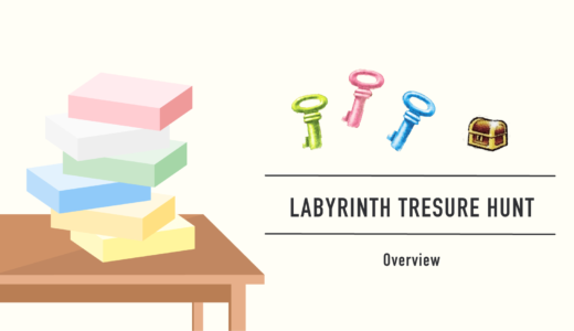 ラビリンス・トレジャーハント/Labyrinth Tresure Hunt 超おすすめ迷路ゲーム紹介
