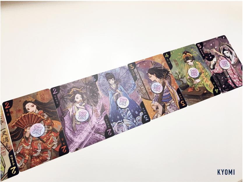 花見小路-写真-芸者カード