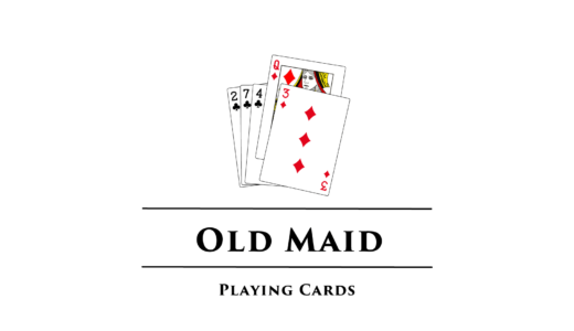 ババ抜き/Old Maid 基本ルール&ババ抜きの元となったオールドメイドのルール紹介