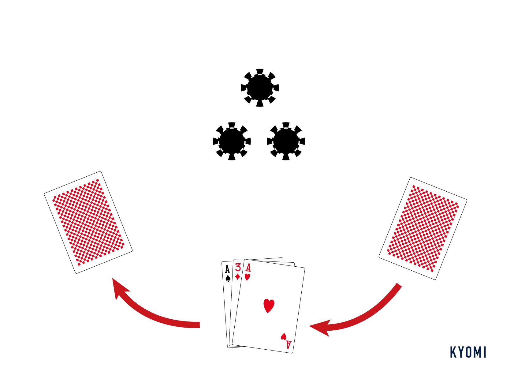 ドンキーイラスト-カード交換