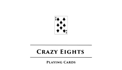 クレイジーエイト/Crazy Eights トランプで遊ぶUNOのようなゲーム
