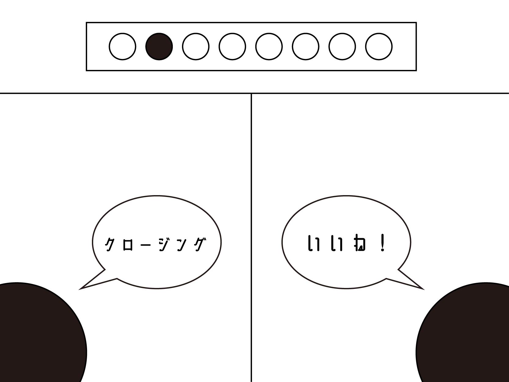 エレベーターピッチ-図-クロージング
